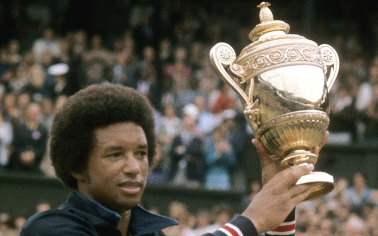 Arthur Ashe CMG Worldwide Clearances Licensing