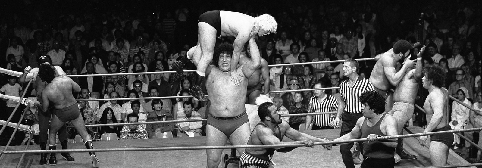 Andre The Giant – Roots of Fight