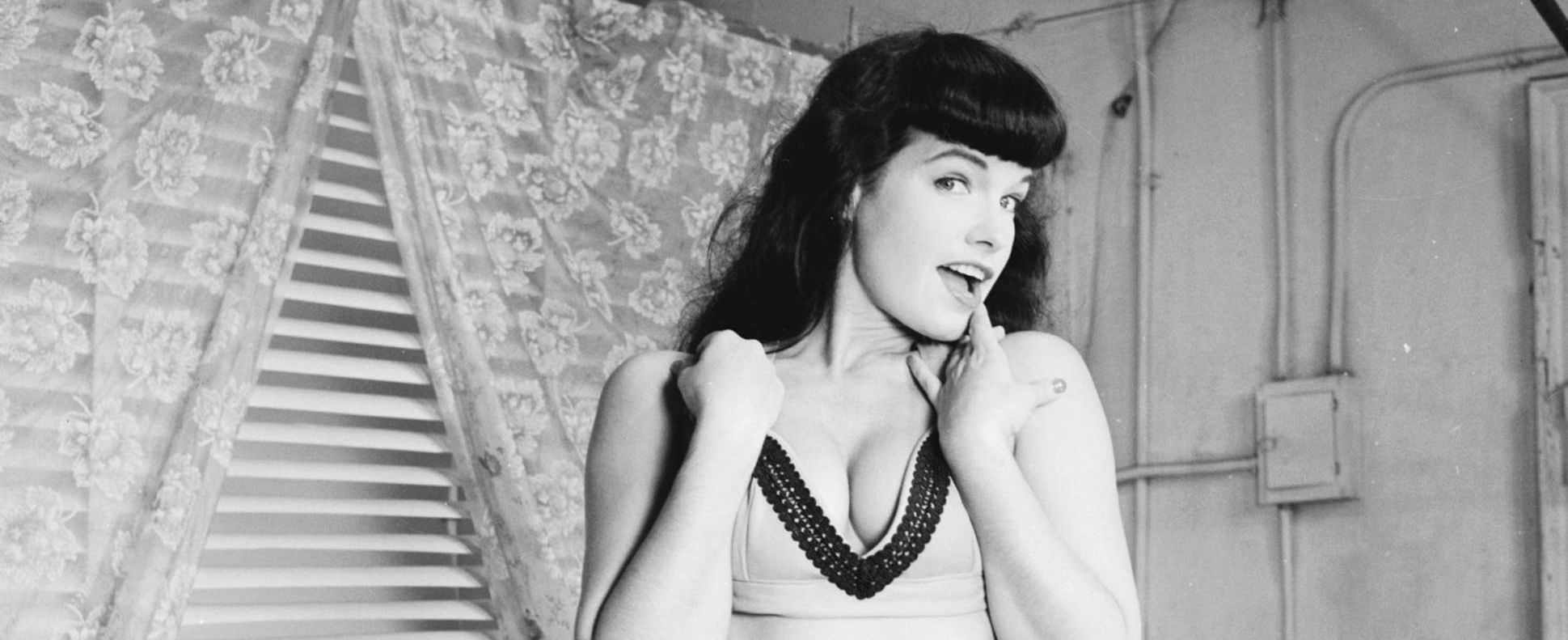 Bettie Page – Ellie Shoes