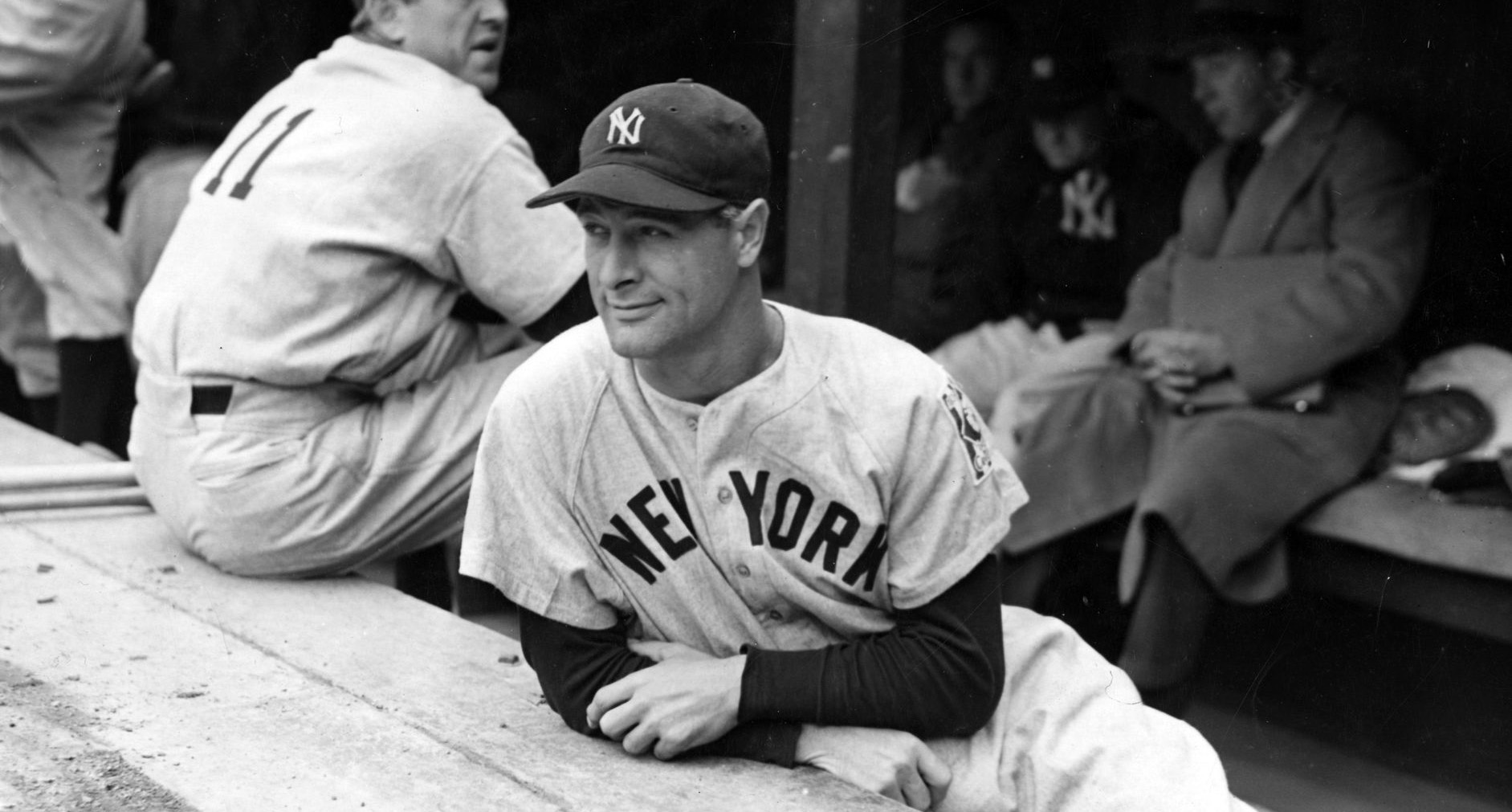 Lou Gehrig – NBC Sports
