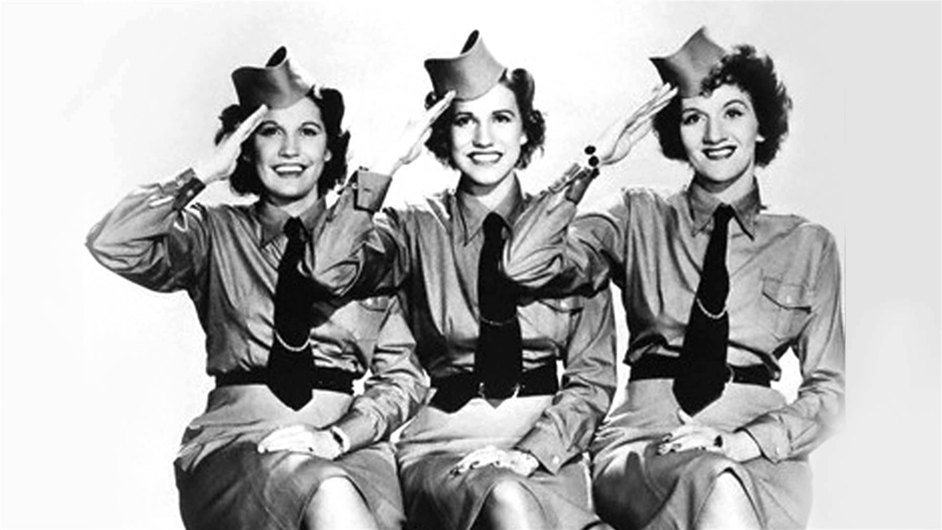 The Andrews Sisters – BBC London